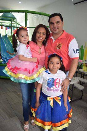 Familia Nagaya Colmenares.