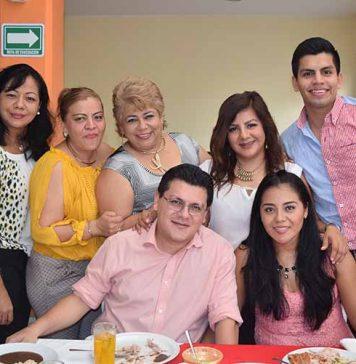 Nancy Gálvez, Rodrigo Nulez, Victoria Ruiz, Guadalupe Ruiz, Marlen Nielsen, Hugo Nielsen.