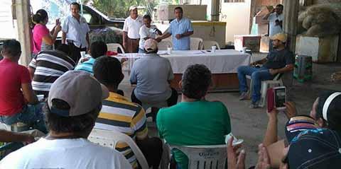 Secretaría de Pesca Entrega Recursos a 45 Sociedades Cooperativas de la Costa