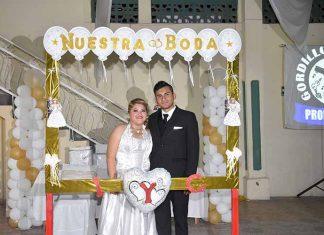 Georgina Gordillo & Sergio Robledo.