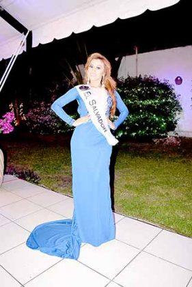 Zulma Elías, El Salvador.