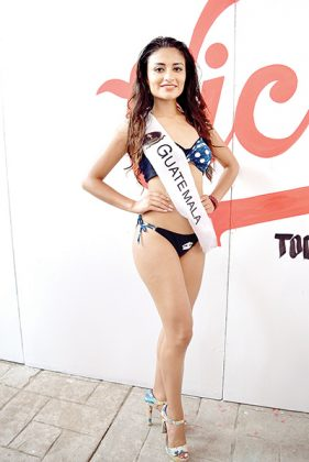 Emily Miranda, Guatemala.