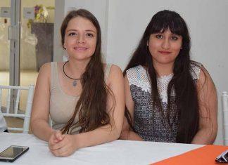 Andrea Granados, Clarisa Monarrez Acuña, de la Universidad Juárez del Estado de Durango, Ingeniería en Ciencias Forestales.