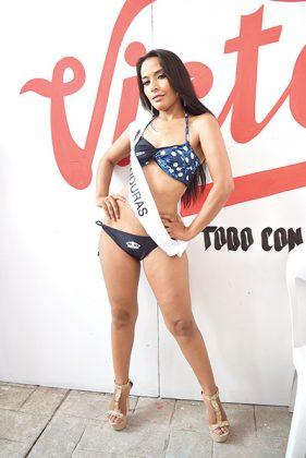 Viviana Ibarra, Honduras.