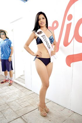 Janette Escobar, Ecuador.