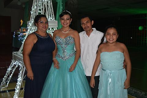 Familia Solís Mejía.
