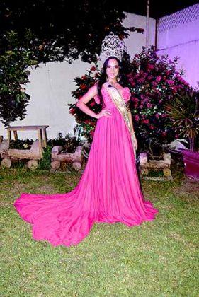 Katherine Guadamuz, Miss Piel Dorada Internacional 2016.