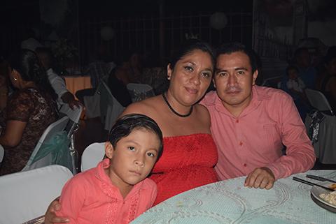 Familia López Ramírez.