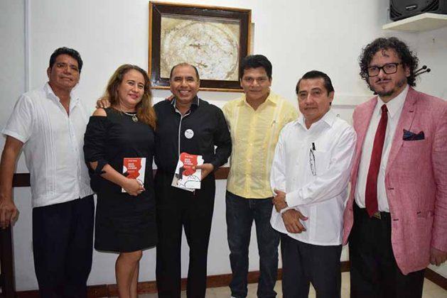 Hugo Cueto, Adela López, Gerardo Torreblanca, Órnan Gómez, Juan Carlos Chau, Ulises Córdova.