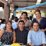 Familia Arrevillaga.