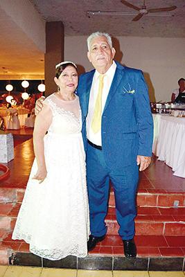 Carmen Ávila & Anibal Méndez.
