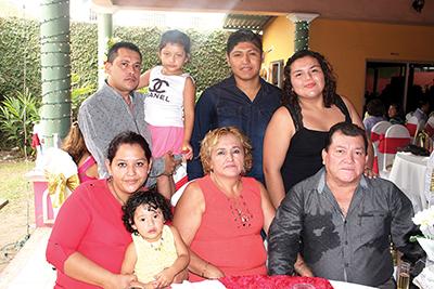 Familia Toledo Robledo.