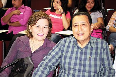 Norma Arellano, Mario Ruiz.
