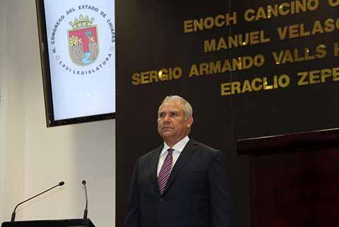 Raciel López Salazar 8 Años más Ahora en la Fiscalia General del Estado