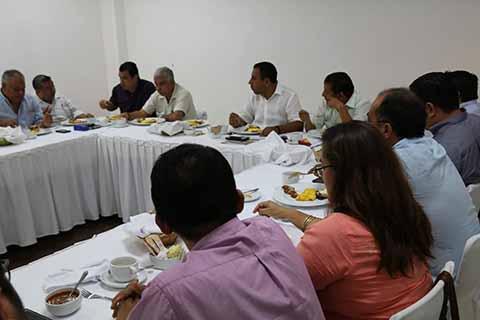 En Chiapas Nunca Más Una Ley Mordaza: Dip. Eduardo Ramírez