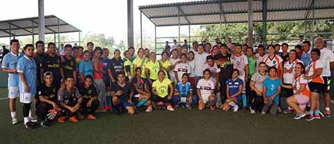 Zamora Morlet Promueve el Deporte y la Activación Física