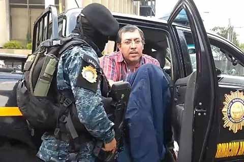 """Cae """"Don Elmer"""", Principal Contacto del """"Chapo"""" Guzmán en Guatemala"""