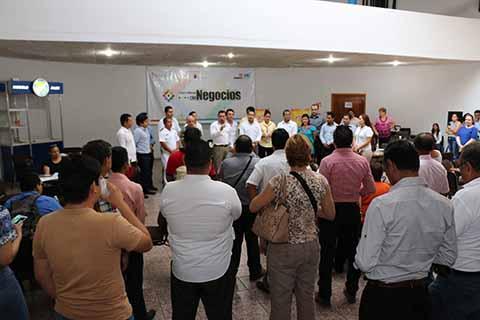 Un Éxito la Primera Expo y Mesa de Negocios Celebrada en Tapachula