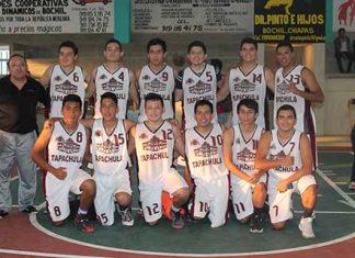 Tapachula, Campeón Estatal Sub 19