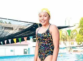 Nadadora Tapachulteca, Lista Para Olimpiada Nacional