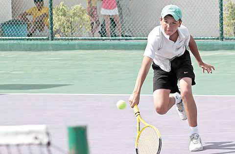 Lista Selección Chiapas de Tenis Para Olimpiada Nacional