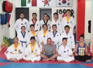 """Tapachultecos Compiten en Torneo de Taekwondo """"Gallitos Olímpicos"""""""
