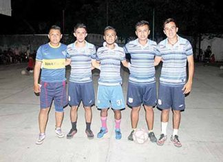 Deportivo Arleth.