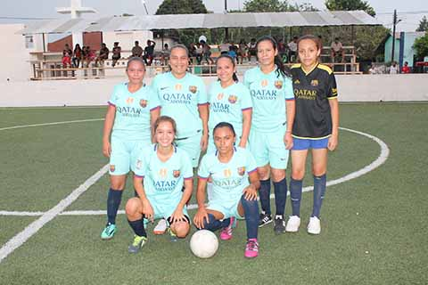 Deportivo Lupita.