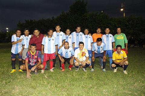 Jiménez y Asociados Rescata un Empate Ante Malverde