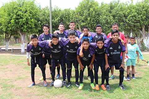 Empatan Huacaleros y Deportivo Danny