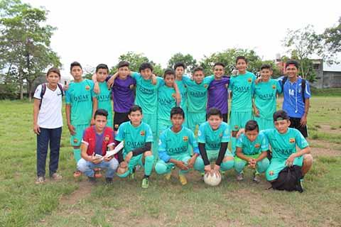 Igualan Tapachula y Real Madrid