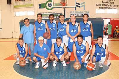 Actividad en el Basquetbol