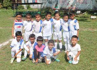 Central Deportiva Golea a Selección Tapachula