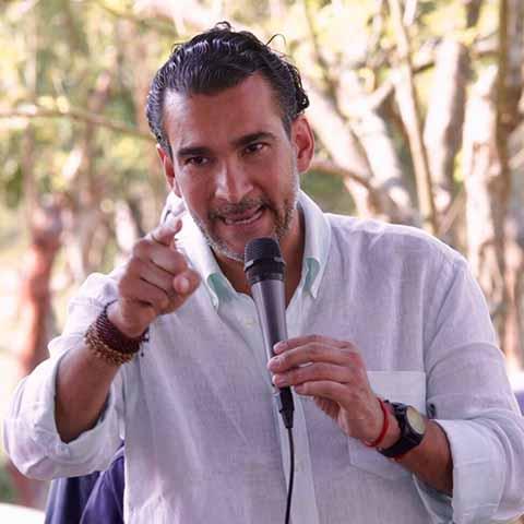 Exige Melgar Actuar Contra Empresas que Contaminan en Puerto Chiapas