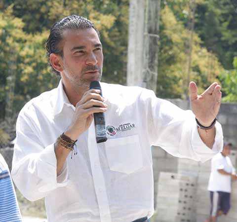 Sin Campo Productivo las Ciudades no Funcionan: Luis Armando Melar