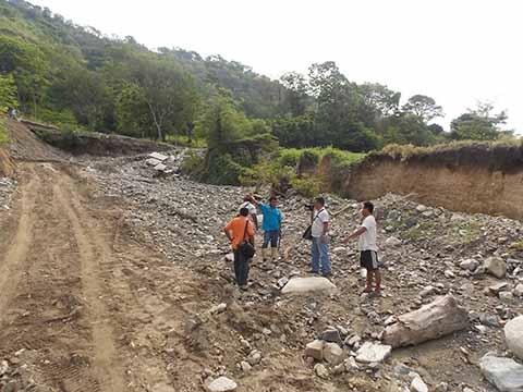Alertan por Alta Contaminación Provocada por Empresas Mineras