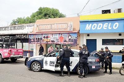 Detienen a Bandido que Atracó Negocio de Modas