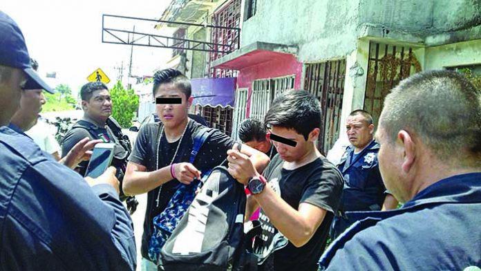Estudiantes Fueron Sorprendidos en Azotea Ajena