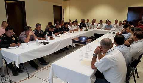 Se Reúne FiscalÍa con Sector Empresarial de Tapachula