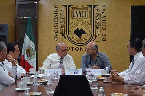 UNACH y el CRIT-Chiapas Unen Esfuerzos Para Favorecer la Niñez Chiapaneca