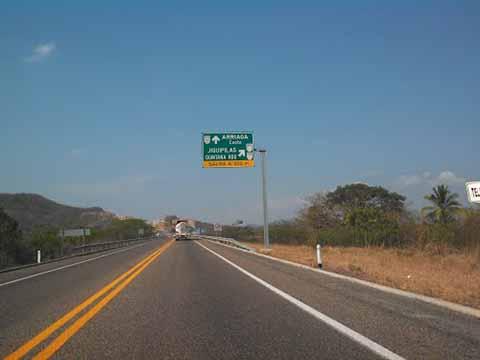 Súper Carreteras de Chiapas no Garantizan Seguridad de Usuarios