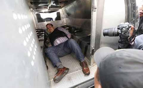 Duarte Encarcelado Entre Maras y Pandilleros en Guatemala