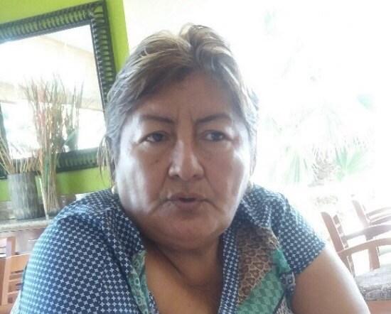 Matilde Espinoza Asegura ser Inocente de los Delitos que le imputan