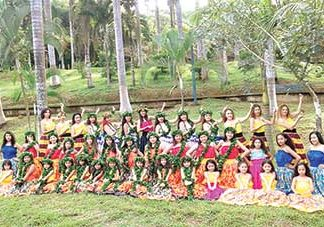 11a. Gala de Bailes Polinesios