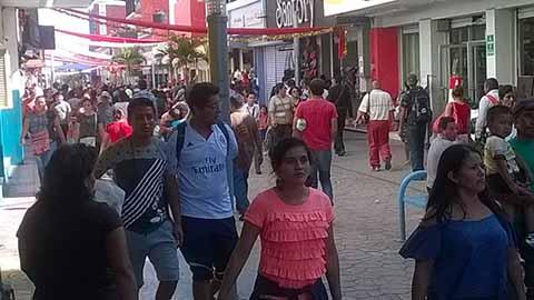Cifra Record de Turistas en Municipios de la Frontera Sur