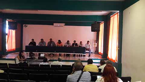 Transportistas Reclaman Seguridad en Huixtla