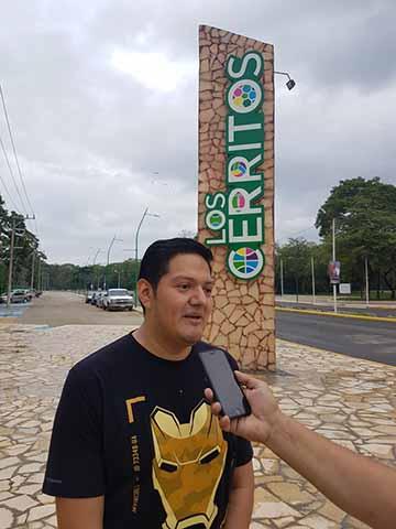 """Cuidar el Polideportivo """"Los Cerritos"""