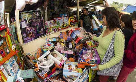 Aumenta Contrabando de Productos Chinos en Chiapas