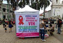 Brigada Callejera Realiza 300 Pruebas Contra el VIH/SIDA