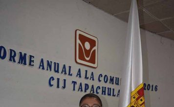 Ana Lidia Ovando Gordillo, directora del CIJ.